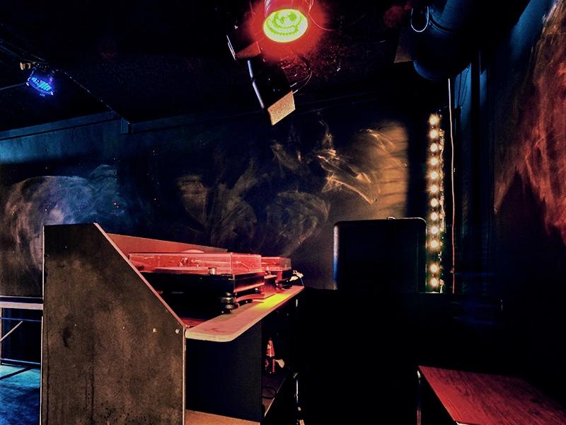 Phonoclub DJ-Pult